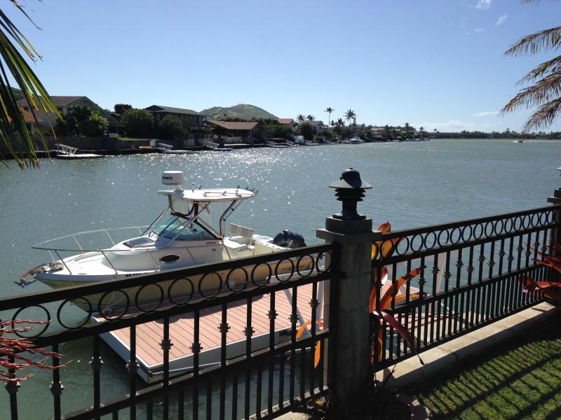 Peace, Privacy Hawaii Kai Private Marina Front - Image 1 - Honolulu - rentals