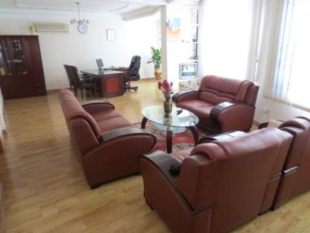 Veiw of office/ library area from living area - Two bedroom luxury executive apartment. - Accra - rentals