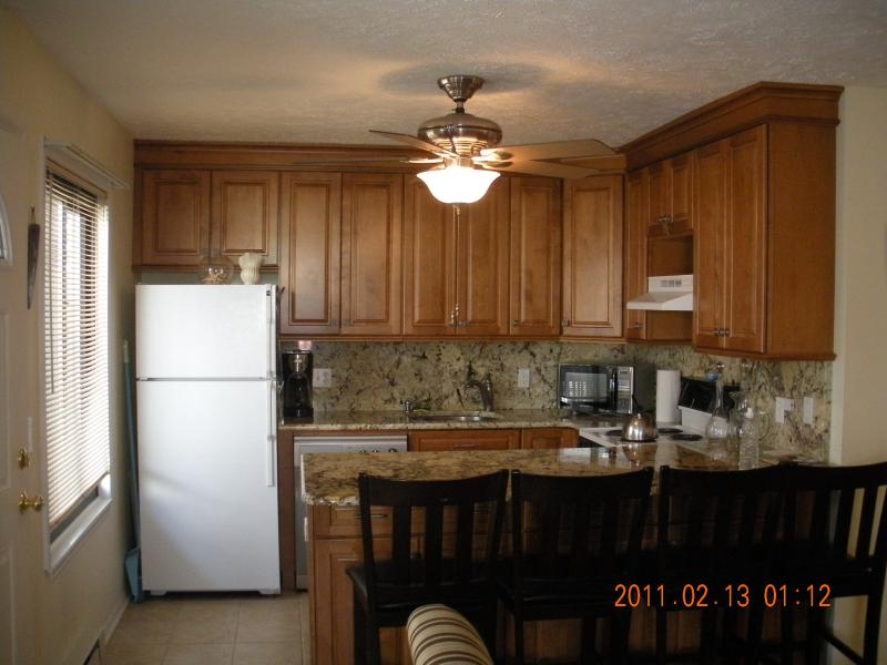 Eat In and Updated Kitchen - Relax, Chill, and Unwind 28-2 K St. SSP NJ 08752 - Seaside Park - rentals