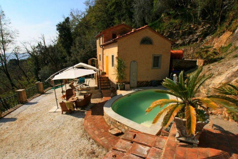 Holiday Home with Pool in Camaiore - Tuscany - Image 1 - Camaiore - rentals