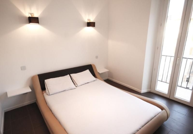 Bedroom - Place Massena 2 minutes everywhere - Nice - rentals