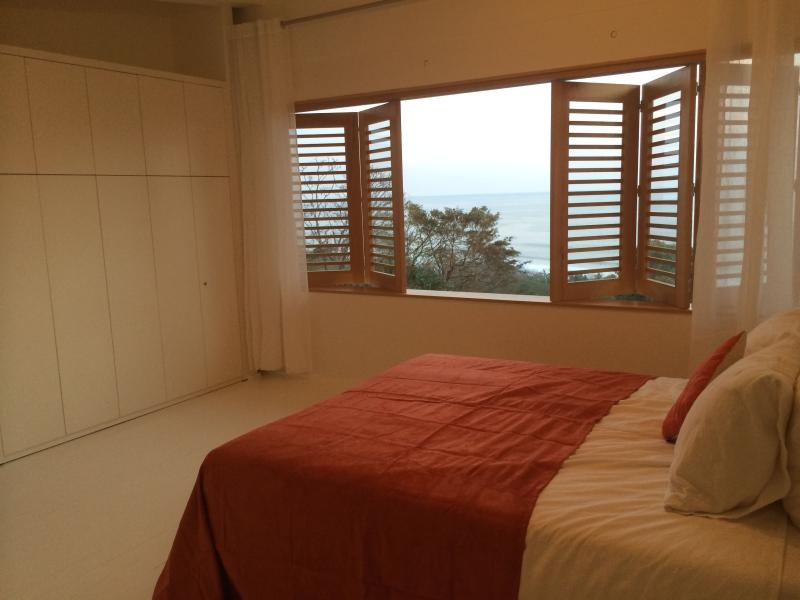 Bedroom - Bedroom with ocean view in a private resort + pool - Santa Teresa - rentals