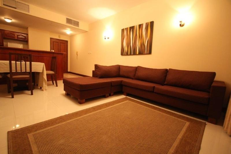 2 BR Furnished Apartment for rent at Crescat - Image 1 - Colombo - rentals