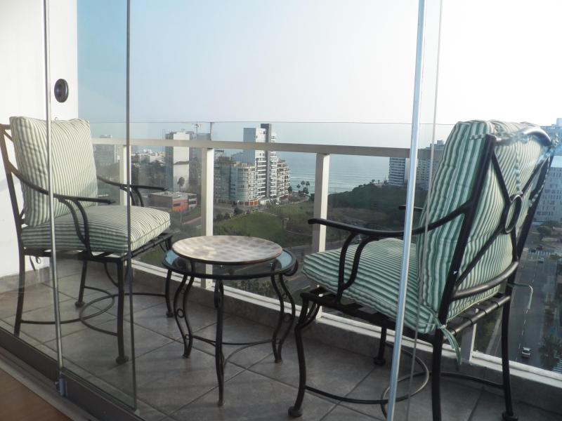 Panoramic Ocean View from Balcony - Ocean Panoramic With Endless Views At Its Best! - Miraflores - rentals
