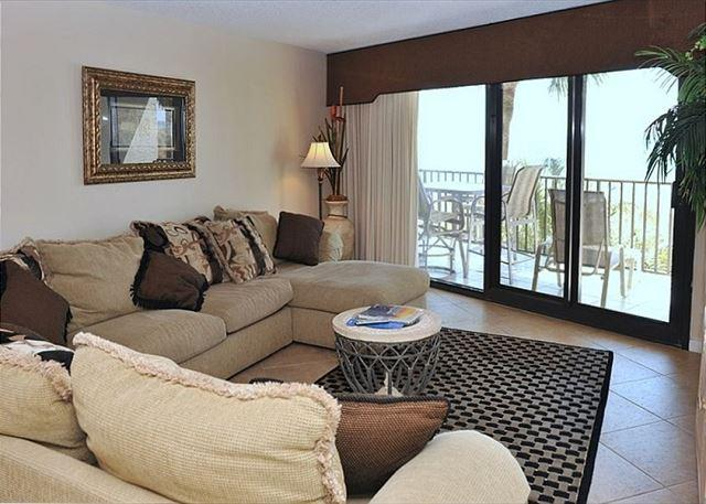Experience the sounds of the ocean from this 2nd floor condo!! - Image 1 - Sandestin - rentals