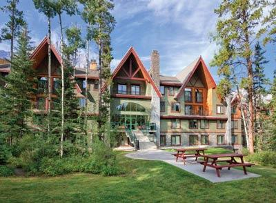 Banff World Mark 1 - Image 1 - Canmore - rentals