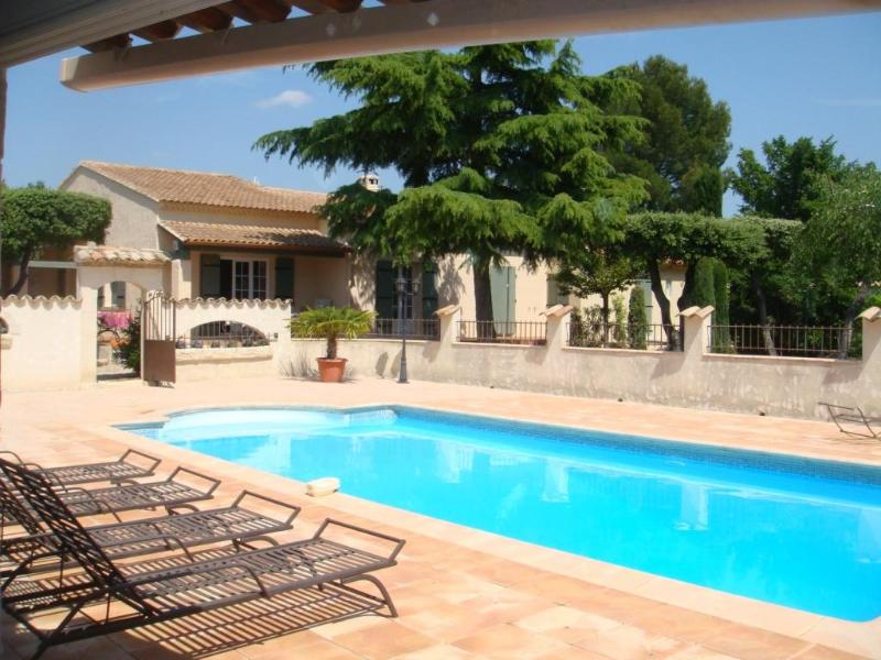 Superb provencal villa with pool 12 x 6 in the heart of PROVENCE. Perfect for visiting this part of France - Image 1 - Saint-Didier - rentals