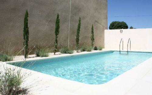 La Couronne - Courtyard pool, 5 bedroom house with air conditioning - Image 1 - Pouzolles - rentals