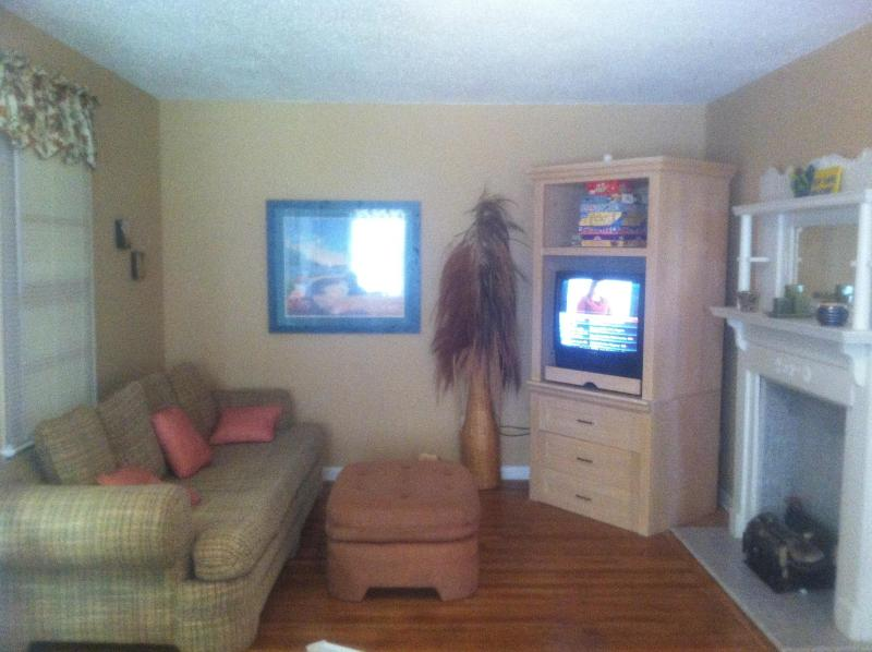 Apartment with indoor playroom and lots of extras! - Image 1 - Long Beach - rentals