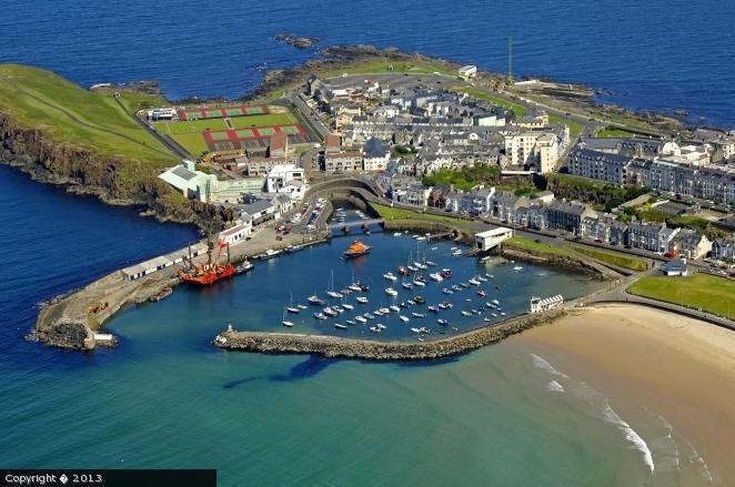 Portrush - Galgormhouse Apartment No 1  Central Portrush - Portrush - rentals