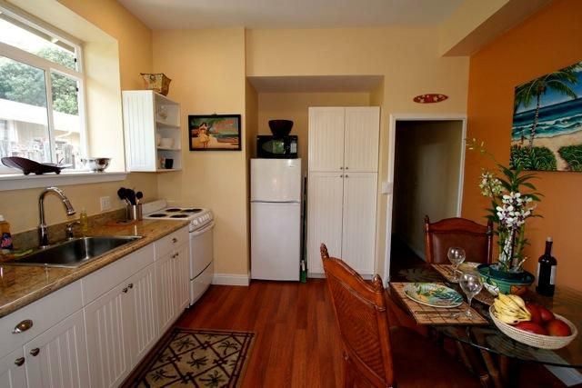 A fully functioning kitchen with all the amenities of home - Ginger Gazebo: Luxurious Setting with Salt Pool - Kailua - rentals