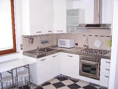 kitchen - charming apartment in senigallia - Senigallia - rentals