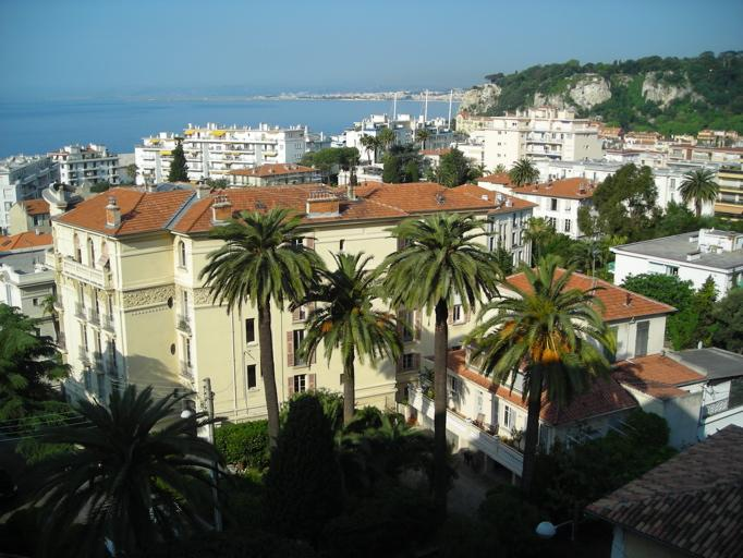 Mediterranean from the balcony - Fabulous Views near Old Town/Beaches/Parking Too! - Nice - rentals