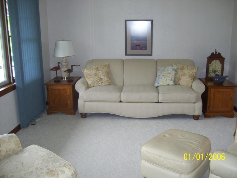 living room - 3 bedroom in quiet neighborhood close to town - Traverse City - rentals