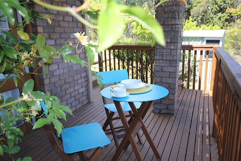 Enjoy the views from your own private balcony - Charbella's on Norma - Stunning Views - Hobart - rentals