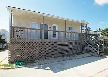 Exterior of house - Beach House - Nags Head - rentals
