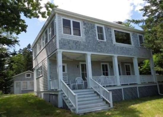 view of Juniper Lodge - Juniper Lodge Boothbay Harbor - Boothbay - rentals