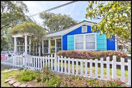 Blue Crab Cottage Formerly Beccas Beach Cottage - Blue Crab Cottage - Tybee Island - rentals