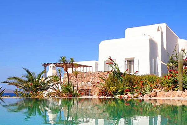 Located in a panoramic position overlooking Agios Ioannis bay. LIV NAU - Image 1 - Mykonos - rentals
