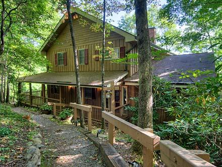 Mountain View - Montreat Vacation Rentals - Image 1 - Montreat - rentals