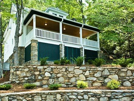 Rest and Be Thankful - Montreat Vacation Rentals - Image 1 - Montreat - rentals