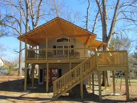 Tree House - Black Mountain Vacation Rentals - Image 1 - Black Mountain - rentals
