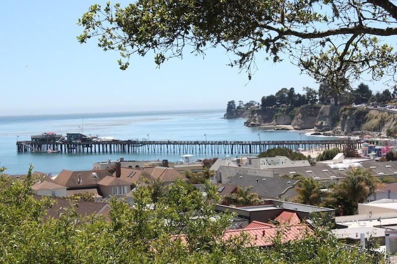 Breathtaking views from this Beach House on Depot Hill - 102 L Grand Avenue - Available Monthly Only - Capitola - rentals