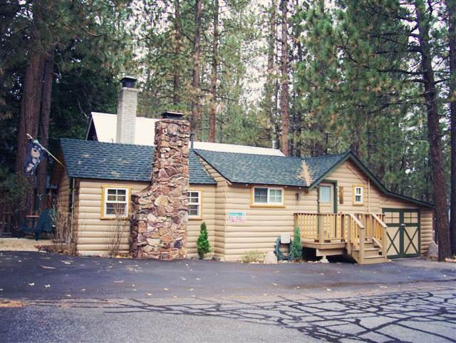 Cossaboom Cabin - Image 1 - Big Bear Lake - rentals