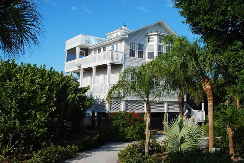 134 - The Silver Seashell - Image 1 - North Captiva Island - rentals