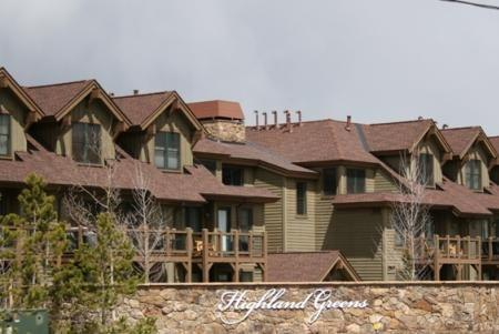 Highland Greens Lodge 210 next to Jack Nicklaus designed Breckenridge Golf Club - Image 1 - Breckenridge - rentals