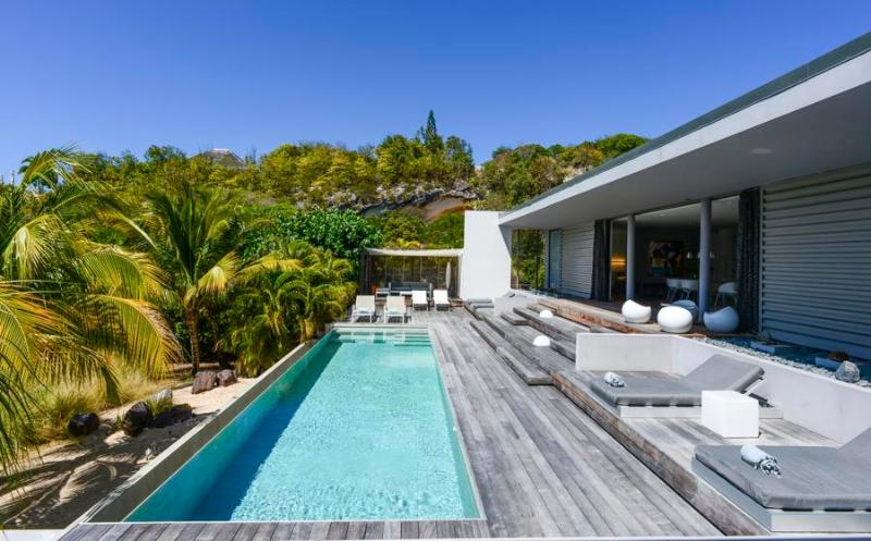 Princess X at Petit Cul de Sac, St. Barth - Walk To Beach, Ocean View, Pool - Image 1 - Petit Cul de Sac - rentals