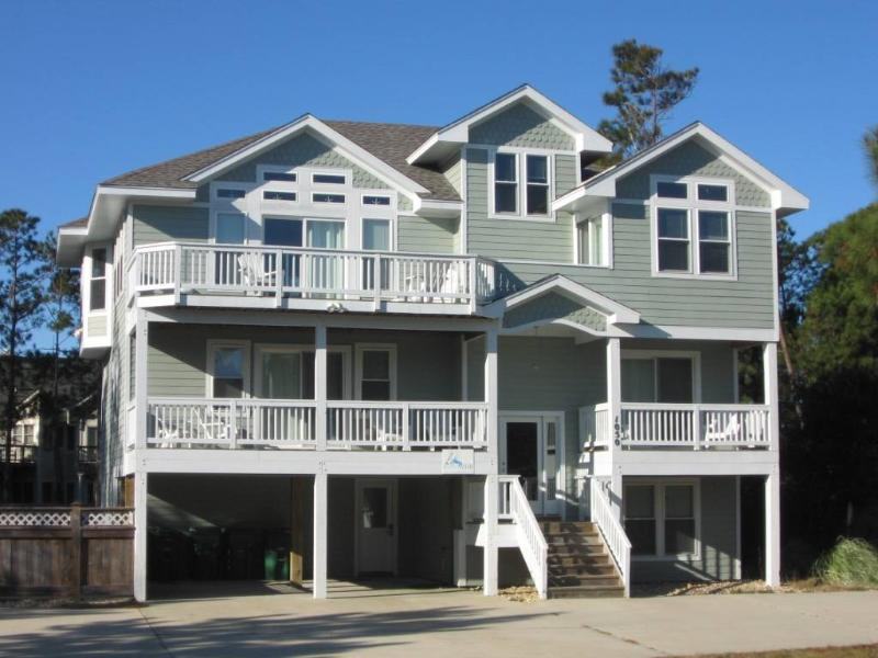 Jones Beach House - Image 1 - Corolla - rentals