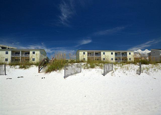 Villas on the Gulf E2 - Image 1 - Pensacola Beach - rentals