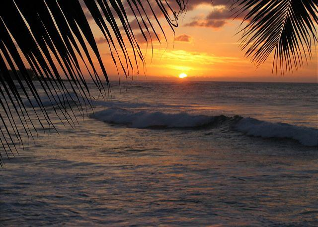 North Shore Sunset - Turtle Bay 068 West ***Available for 30 day rental, please call - Kahuku - rentals