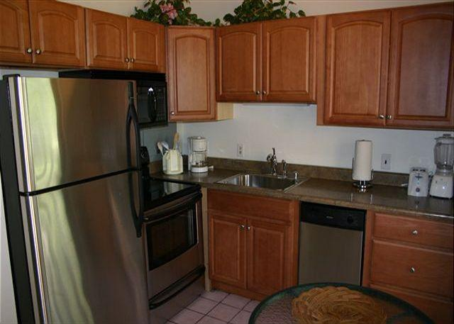 Kitchen Area - Turtle Bay 126 West * - Kahuku - rentals