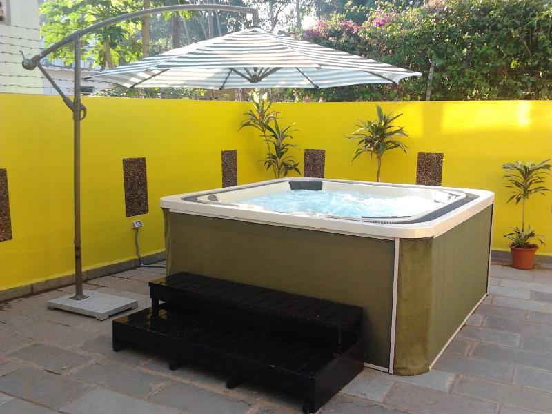 Private Jacuzzi - Sequoia Residency, vacation rental, Verem, Goa - Goa - rentals