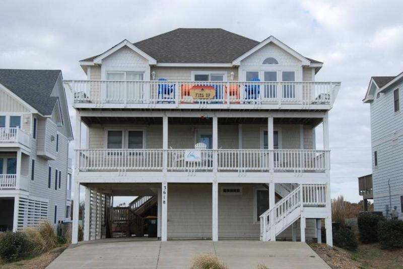 Fins Up - Image 1 - Nags Head - rentals