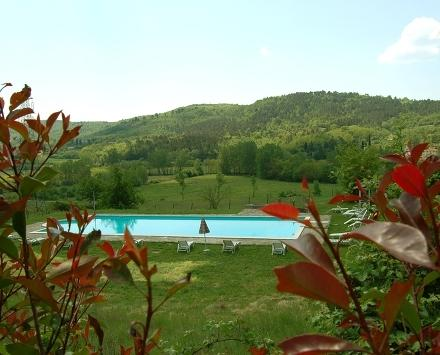 Villa Cini - Old Tuscan villa with 13 sleeps - Image 1 - Bucine - rentals