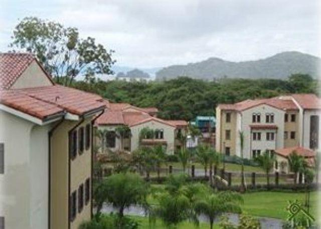 The condo is located in the beautiful Pacifico Resort in Playa Del Coco. - Pacifico C303 - Clubside Pacifico 2 Bedroom 2 Bath with Ocean View - Playas del Coco - rentals