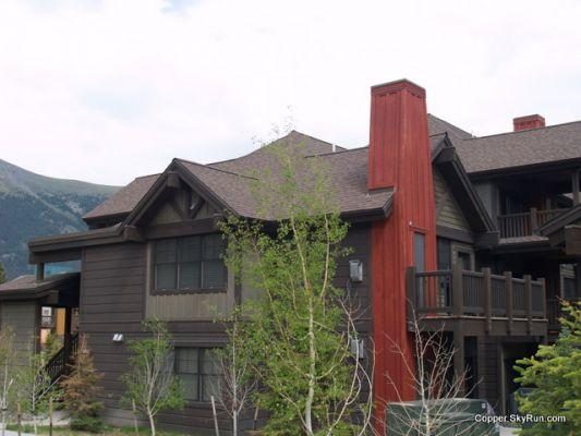 CA2303 Cache 2BR 2BA - Union Creek - Image 1 - Copper Mountain - rentals