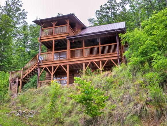 Firefly Lodge - Black Mountain Cabin Rentals - Image 1 - Montreat - rentals
