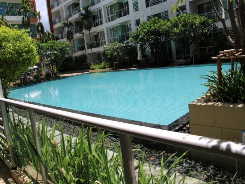 Condos for rent in Khao Takiab: C5238 - Image 1 - Nong Kae - rentals