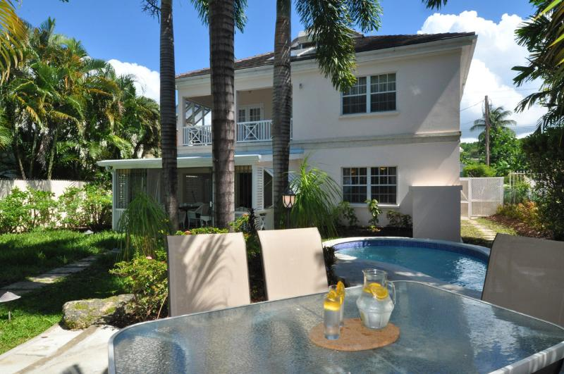 Seawards villa - West coast beachfront 3bed home, pool, SPECIAL! - Fitts Village - rentals