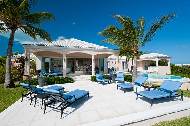 - SeaBreeze Villa - Turks - Grace Bay - rentals