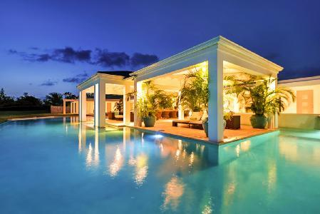 Ambiance - New hillside villa with pool & ultimate ambiance - Image 1 - Terres Basses - rentals