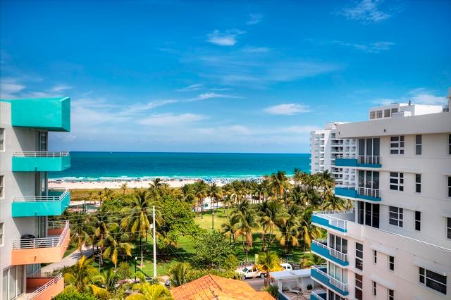 Gorgeous ocean view - Ocean View Penthouse South Beach South of Fifth - Miami Beach - rentals