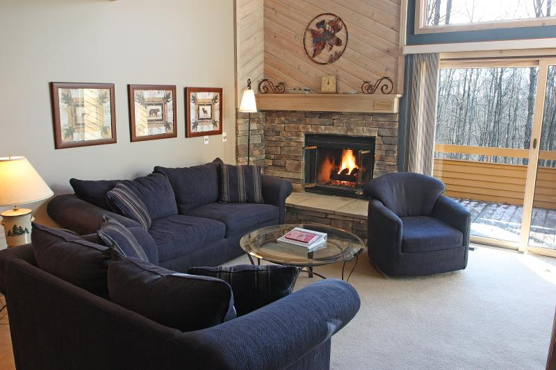 Beautiful 2 bedroom loft condo - Trout Creek Condo Vacation Rentals - Harbor Springs - Harbor Springs - rentals