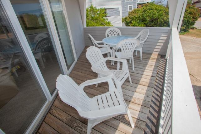 Deck - NE78 119 - Virginia Beach - rentals