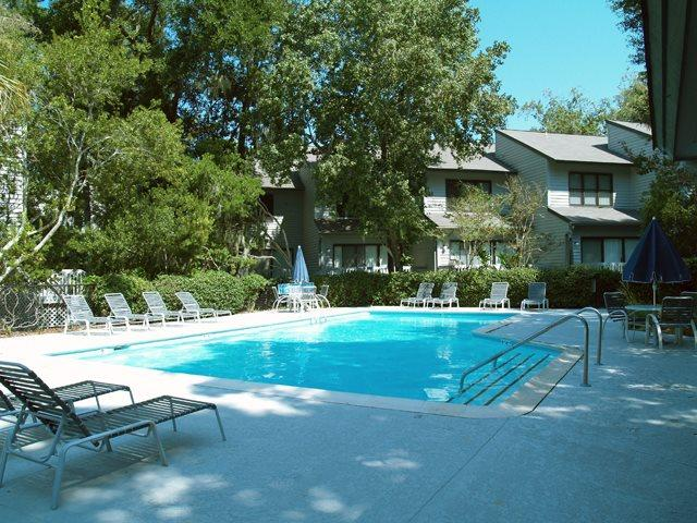 Pool at Ocean Breeze - Ocean Breeze, 7016 - Hilton Head - rentals