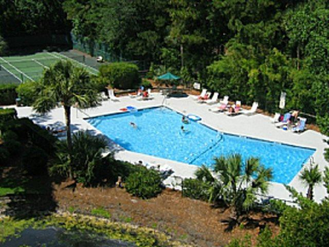 Pool - Forest Beach Villas, 122 - Hilton Head - rentals